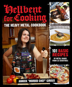 Hellbent for Cooking -kansi